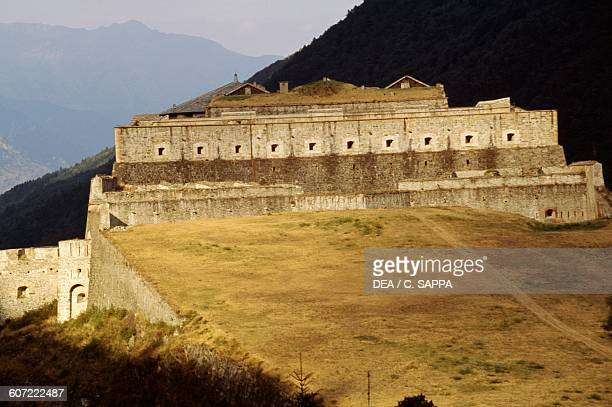 Exilles Fort Susa Valley Piedmont Italy 14th19th century