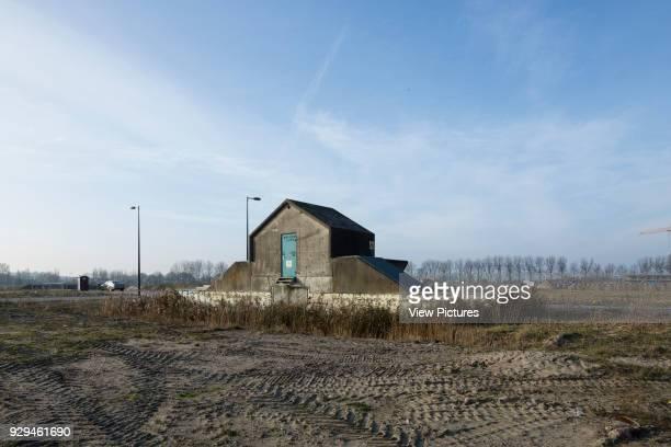Existing infrastructure Zeeburgeiland Amsterdam Zelfbouw series extras Various Netherlands Architect various 2015