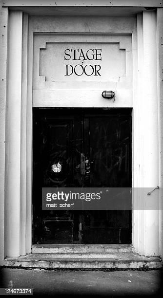 Exit Stage Door Left