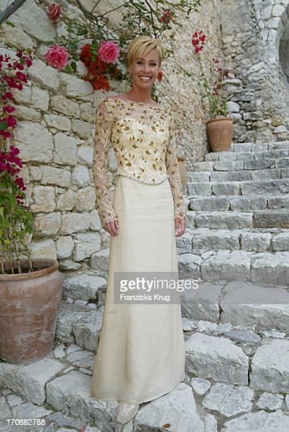 Sonja Zietlow Heiratet Ihren Jens Oliver Haas Ganz Romantisch Im Landhotel 'L'Hermitage' Im Kleinen Örtchen Orient Auf Mallorca