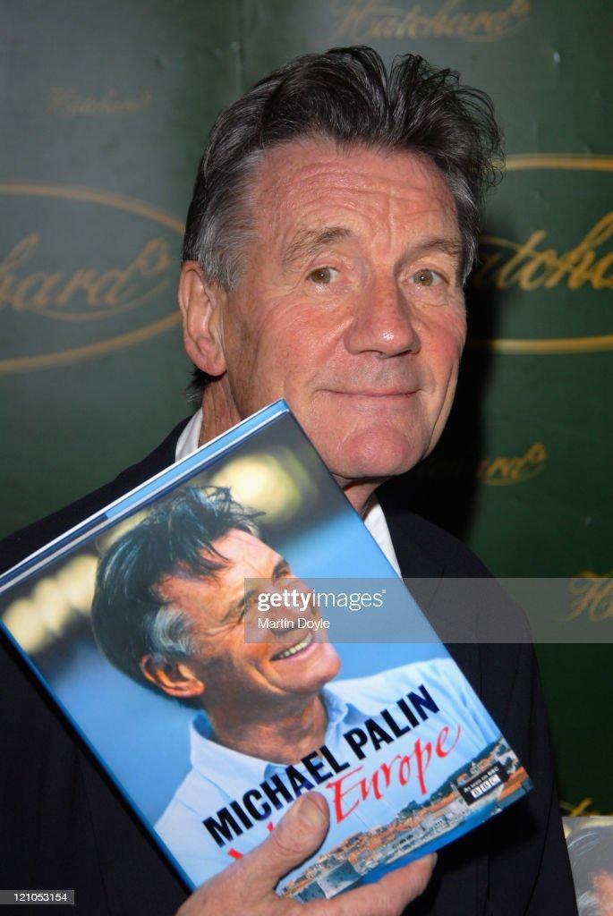 Duplicate: Michael Palin - Book Signing