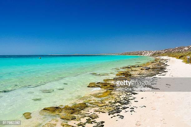 Exmouth beaches