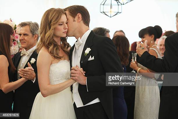 REVENGE 'Exodus' The wedding of the century has finally arrived and Emily's master plan is poised to go off without a hitch until enemies unite...