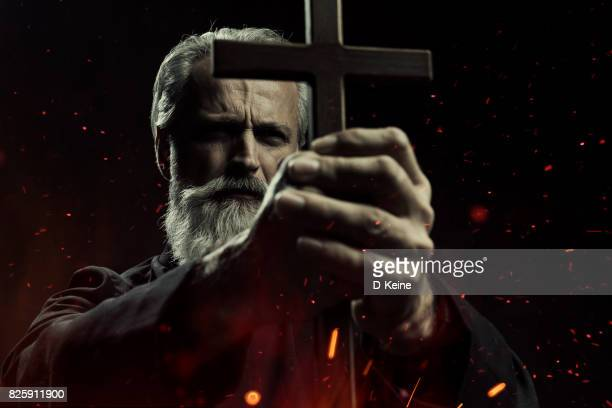 exorcist - priest stock pictures, royalty-free photos & images
