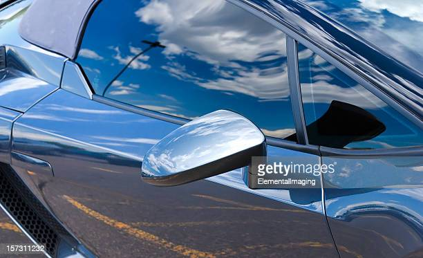 Exotic Car Reflections 1