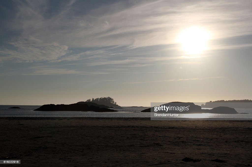 Expanse of Tofino : Stock Photo