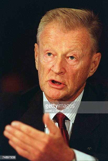 EXPANSIONZbigniew Brzezinski of the Center for Strategic and International Studies testifies before the Foreign Relations Committee on whether to...