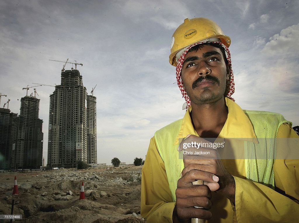 The Growing Economy Of Dubai : News Photo
