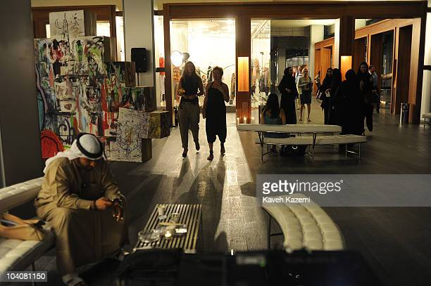 Expats and Emiratis enjoy an arts evening held at galleries and public spaces in Dubai International Financial Centre The DIFC is the world's fastest...