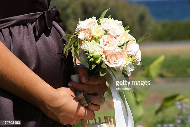 expecting bridesmaid - bridesmaid stock pictures, royalty-free photos & images