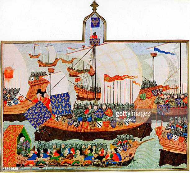 Expedition to confront African corsairs 1390 A joint French and English expedition setting out at request of the Genoese to battle with African...