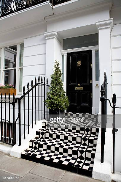 Expensive Townhouse in Chelsea London