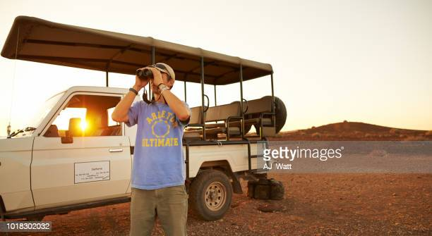 erleben sie die schönheit der natur direkt - namibia stock-fotos und bilder