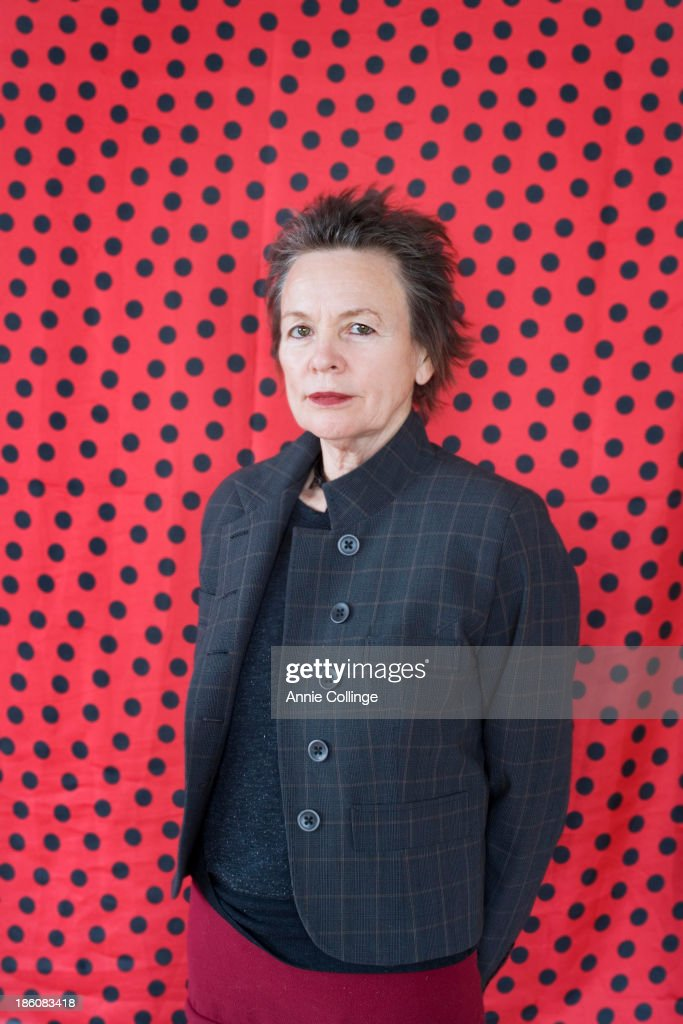 Laurie Anderson, Guardian UK, February 13, 2013