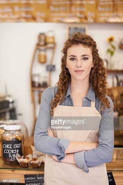 Perito Empregado de Café-colocar em seus pedidos