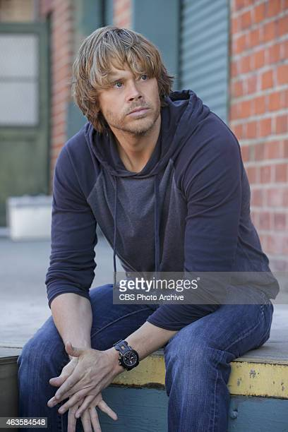 'Expiration Date' Pictured Eric Christian Olsen When Callen and Sam are tasked with apprehending a spy contracted by the CIA Sam is shot and the team...