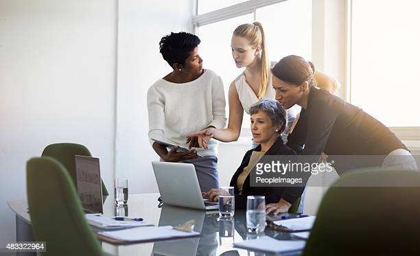 explaining her idea - peopleimages stock pictures, royalty-free photos & images