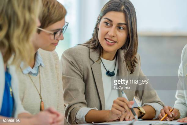 explanation - women's issues stock photos and pictures