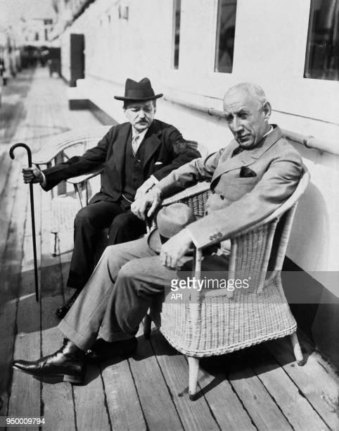 L'explorateur norvégien Roald Amundsen 19ème siècle