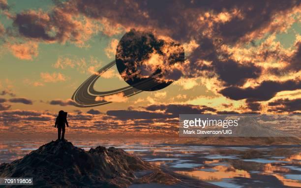 Exploration Of An Alien World