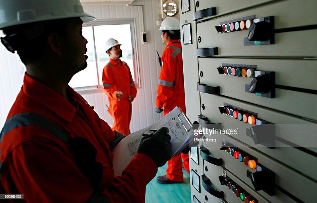 PTT Exploration & Production Pcl production operators Kowan