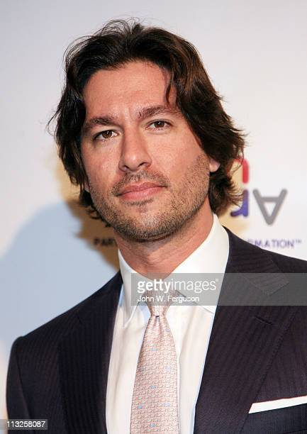 Explorer and TV host Josh Bernstein attends the 2nd Annual Turnaround For Children Impact Awards Dinner at The Plaza Hotel on April 28 2011 in New...