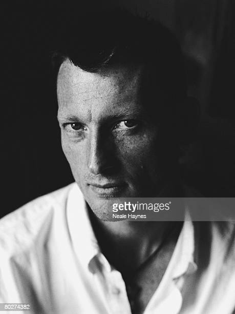 Explorer author and documentary presenter Benedict Allen 10th September 1998