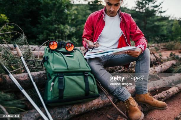 Explorateur Homme