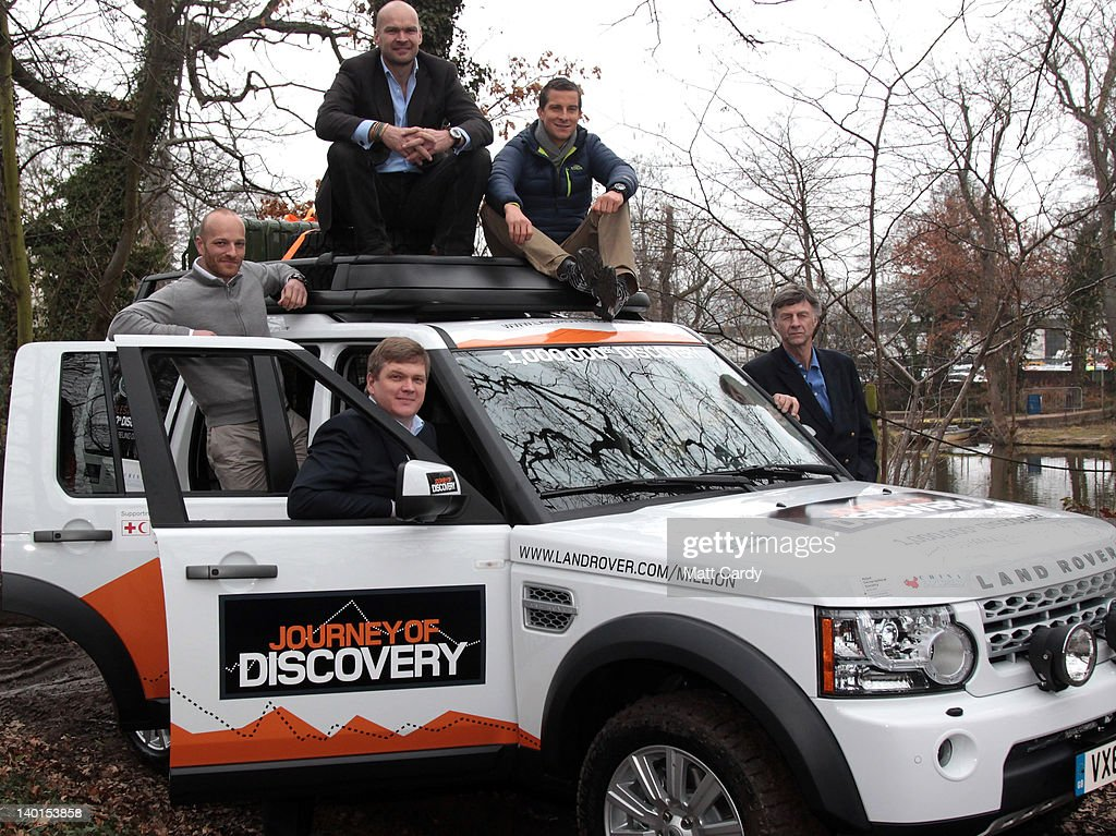 The Millionth Land Rover Discovery Is Made Photos and Images | Getty