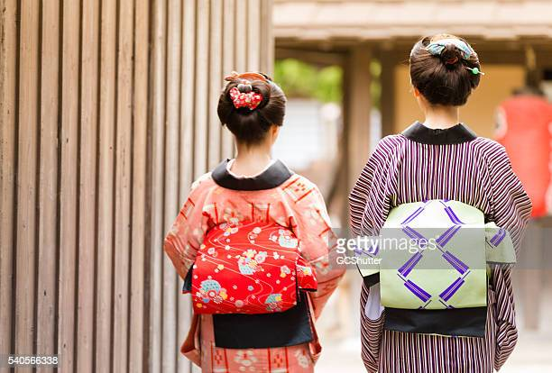 exploring a beautiful small village in japan - lypsekyo16 stock pictures, royalty-free photos & images
