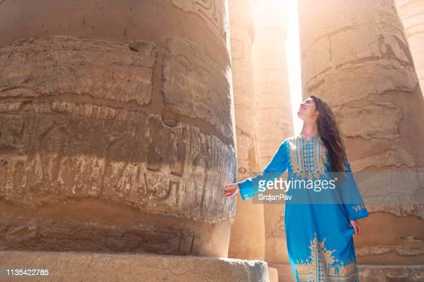 exploring the ancient treasures - egypt stock pictures, royalty-free photos & images