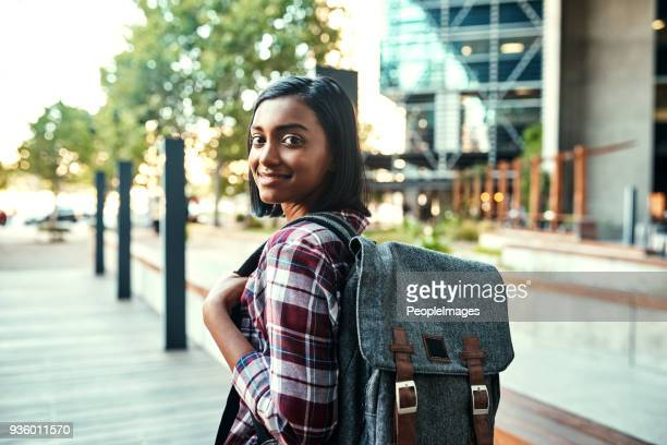 exploring the campus - post secondary education stock pictures, royalty-free photos & images