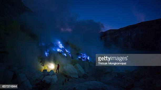 Exploring the Kawah Ijen Volcano