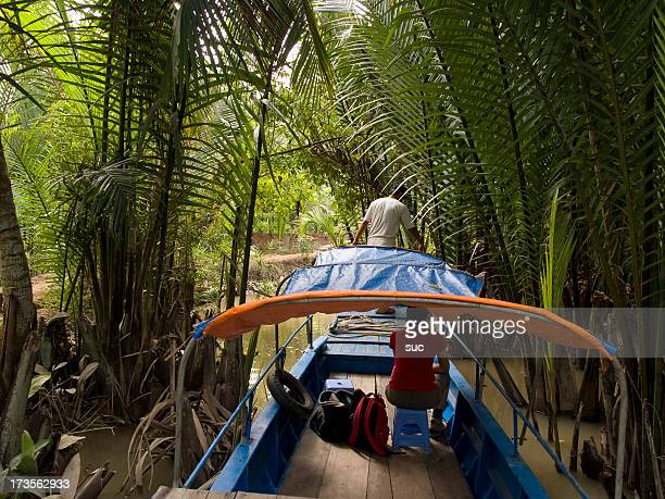 Exploring the Mekong delta