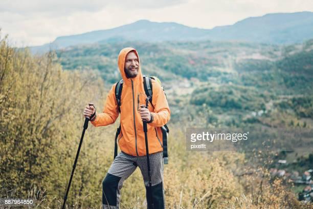 Explorer la montagne