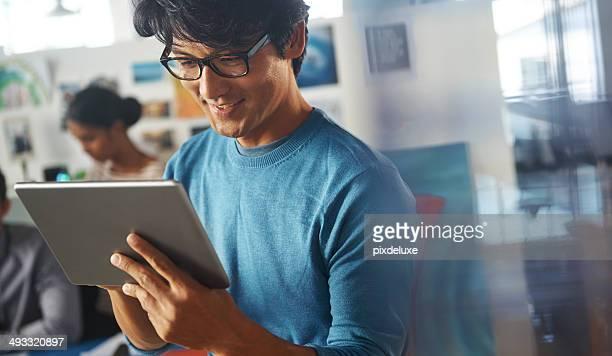 Explorer le web pour trouver l'inspiration