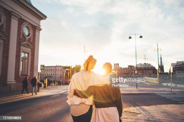 exploring the world with you is all i need - stockholm stock pictures, royalty-free photos & images