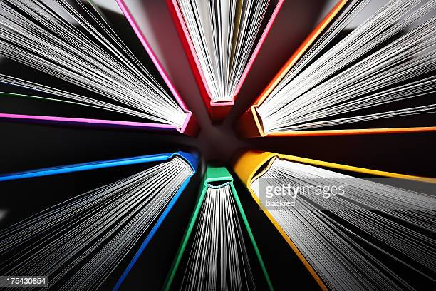 explosion of knowledge - wisdom stock pictures, royalty-free photos & images