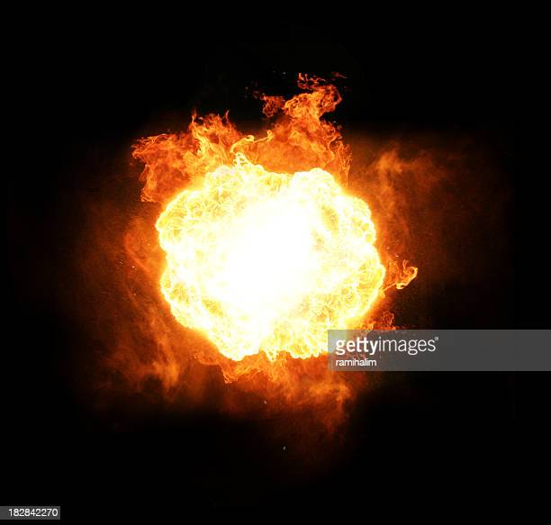 explosion - fire natural phenomenon stock pictures, royalty-free photos & images