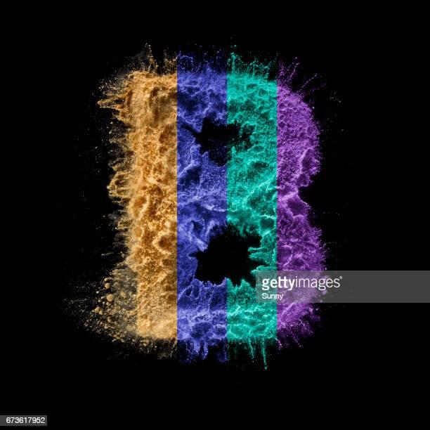 explosive Alphabet