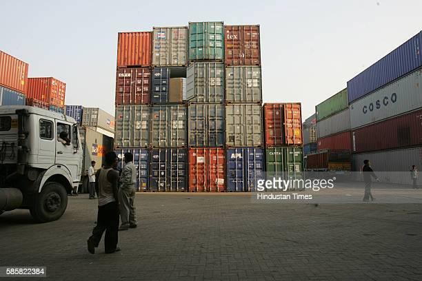 Export Import JNPT Container