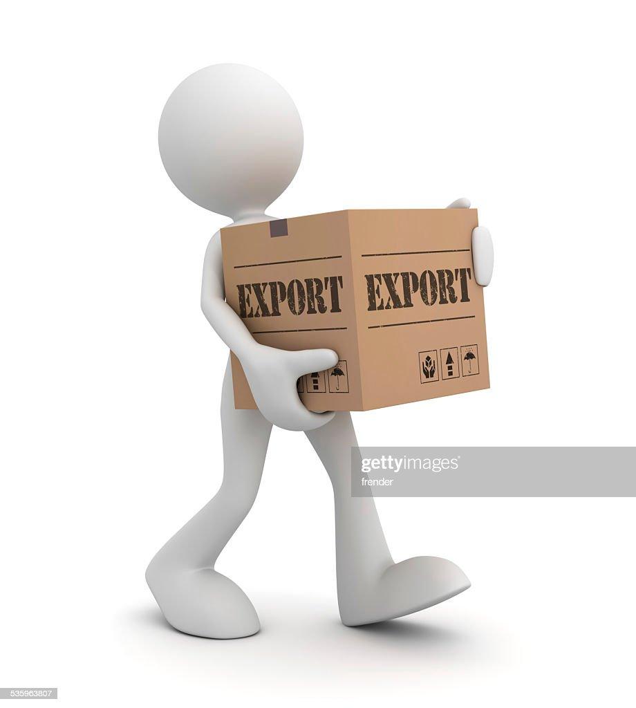 Export : Stock Photo