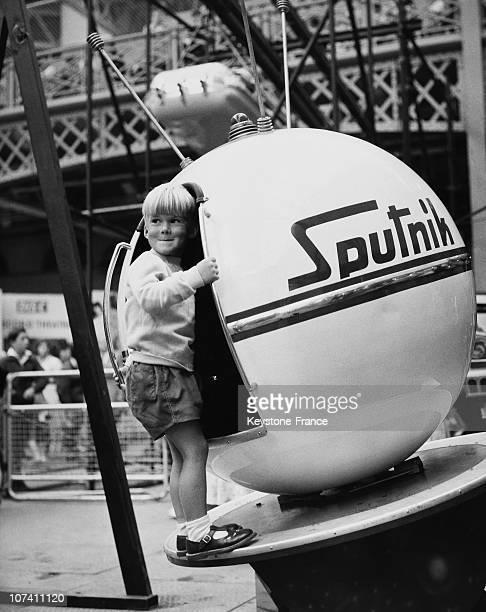 Exposition Of Sputnik I Sphere