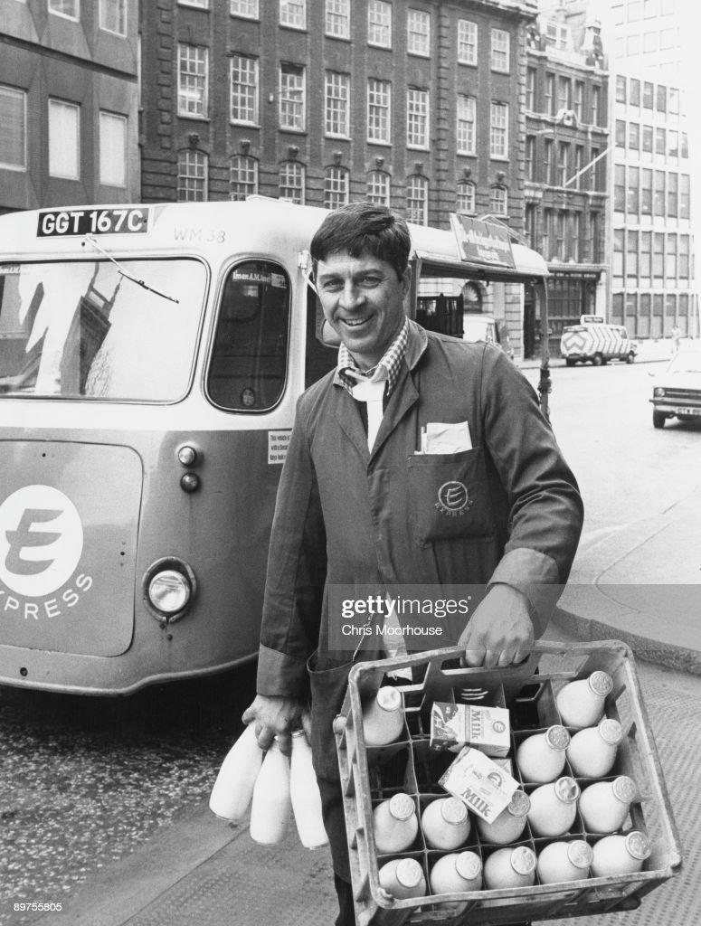 Express Milkman : News Photo