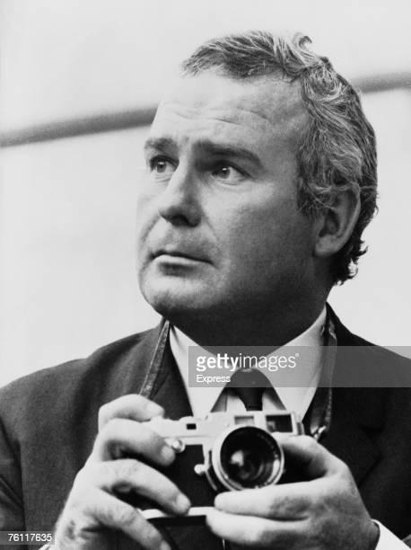 Express photographer Terry Fincher, 21st December 1968.