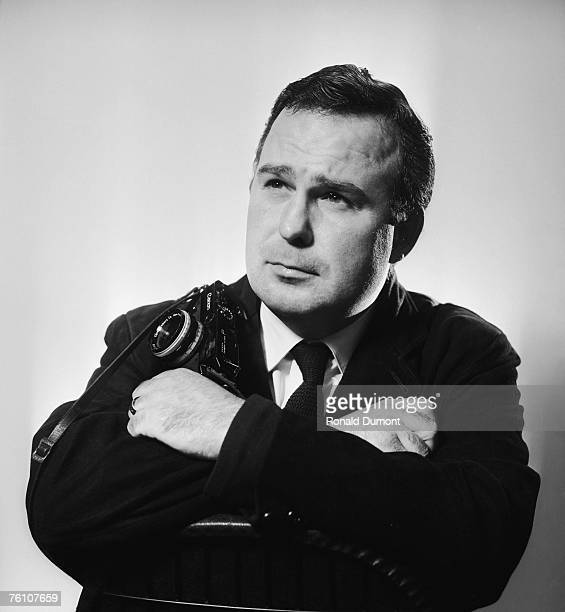 Express photographer Terry Fincher, 6th January 1964.