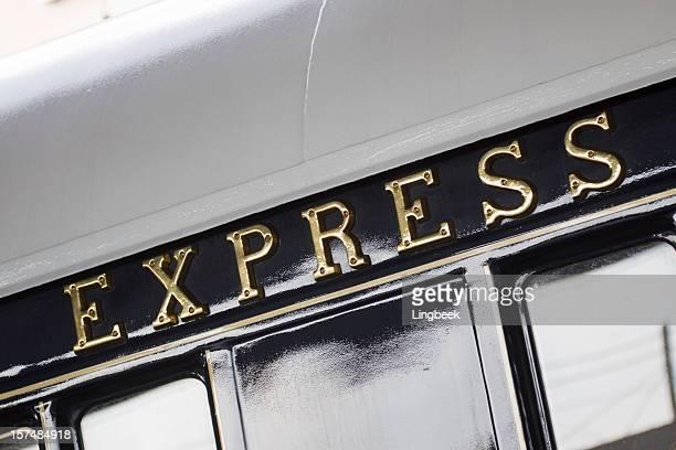 express - orient express foto e immagini stock