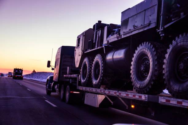 equipment transport