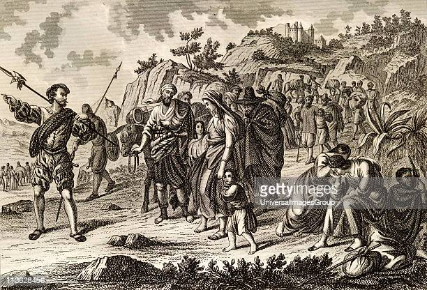 Expulsion of the Moors in Spain 1610