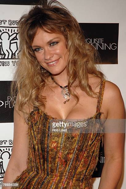 Exquisite Planning founder Natalia Sokolova poses at the launch of Exquisite Planning at Prince George Ballroom on Septmeber 20 2007 in New York City